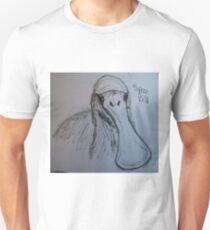 Spoon Bill (Sketch) T-Shirt