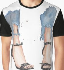 shoes #19 Graphic T-Shirt