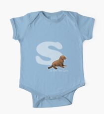 S is for Sea Lion Kids Clothes