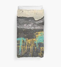 Wall no.4 Duvet Cover
