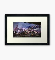 NieR: Automata Theme Park Framed Print