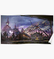 NieR: Automata Theme Park Poster