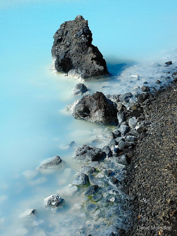 Blue Lagoon by Denis Molodkin
