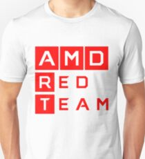 AMD Red Team | Ryzen Vega T-Shirt