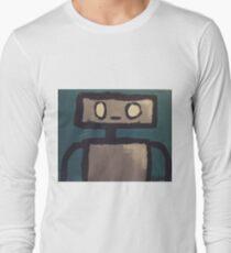 Robots  Long Sleeve T-Shirt