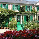 Monet's house and garden, Giverny, France by Elena Skvortsova