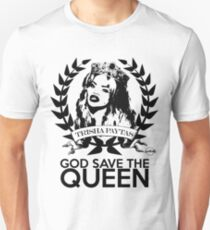 "Trisha Paytas ""God Save The Queen"" Unisex T-Shirt"