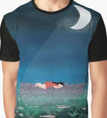 Dream With The Whale Graphic T-Shirt