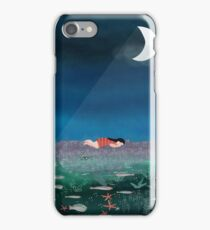 Dream With The Whale iPhone Case/Skin