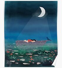 Dream With The Whale Poster