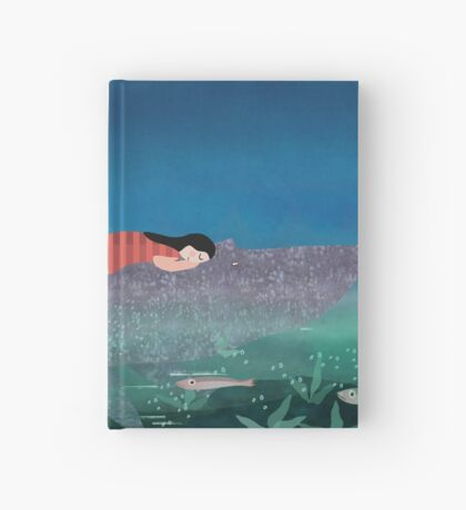 Dream With The Whale Hardcover Journal