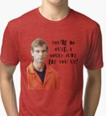 Jeffrey Valentines Tri-blend T-Shirt