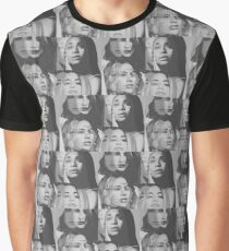 5H3 - He like the new era! (black) Graphic T-Shirt