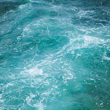 Jade Sea by MarieCarr