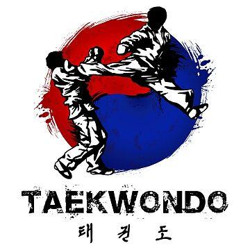 Taekwondo by DCornel