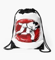 Judo Drawstring Bag