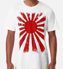 Japan aufgehende Sonne Longshirt