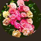 Sunday Roses by photorolandi