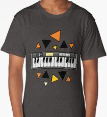 Music keyboard Long T-Shirt
