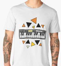 Music keyboard Men's Premium T-Shirt