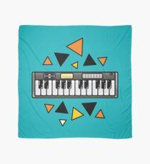 Music keyboard Scarf