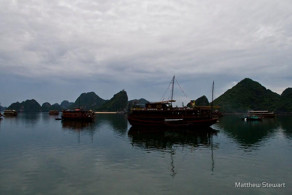 Ha Long Bay #6 by Matthew Stewart