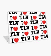 i love Tel Aviv Laptop Skin