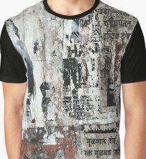 Wall no.11 Graphic T-Shirt