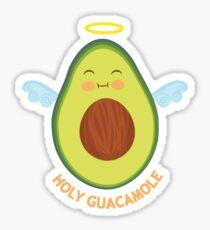 Holy Guacamole Sticker