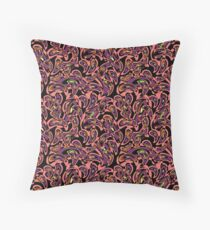 Bright abstraction. Throw Pillow