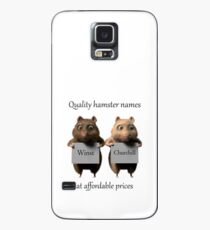 Quality hamster names Case/Skin for Samsung Galaxy
