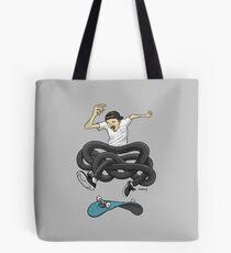 Gnarly Skater Tote Bag