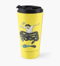 Gnarly Skater Travel Mug