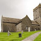 St Clement's Church, Rodel by Kasia-D