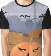 Toxic pumpkin  Graphic T-Shirt