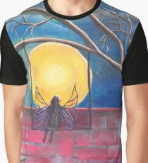 Nighttime Escape Graphic T-Shirt