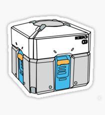 Loot Box design Sticker