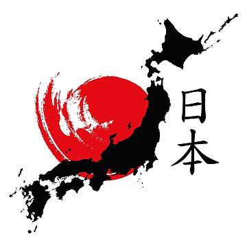 Japan by DCornel