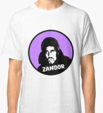Zandor Vorkov - Horror's Gravest Dracula! Classic T-Shirt