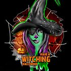 Witching Halloween by parkie