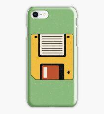 Floppy Disc | Tech | Retro Art iPhone Case/Skin