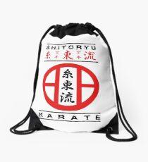 Shitoryu karate Drawstring Bag