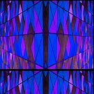 Blue and Purple. by Forfarlass