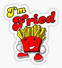 I'm Fried Sticker