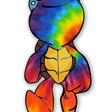 trippy turtle! by Viri