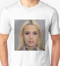 TANA MONGEAU MUGSHOT TANK TOP, BLANKET, SCARF, ETC Unisex T-Shirt