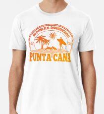 Punta Cana Dominikanische Republik Premium T-Shirt