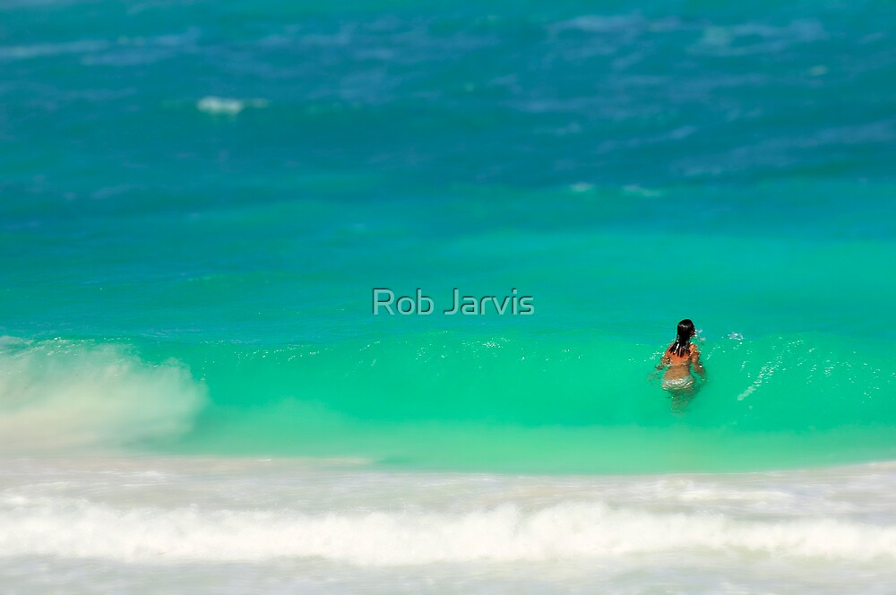Water Baby by Rob Jarvis