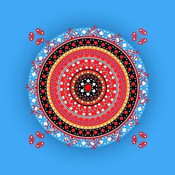 Mandala of a class de angeldecuir