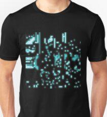 Neon circuits v2 T-Shirt